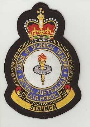 RAAF School of Technical Training crown.JPG