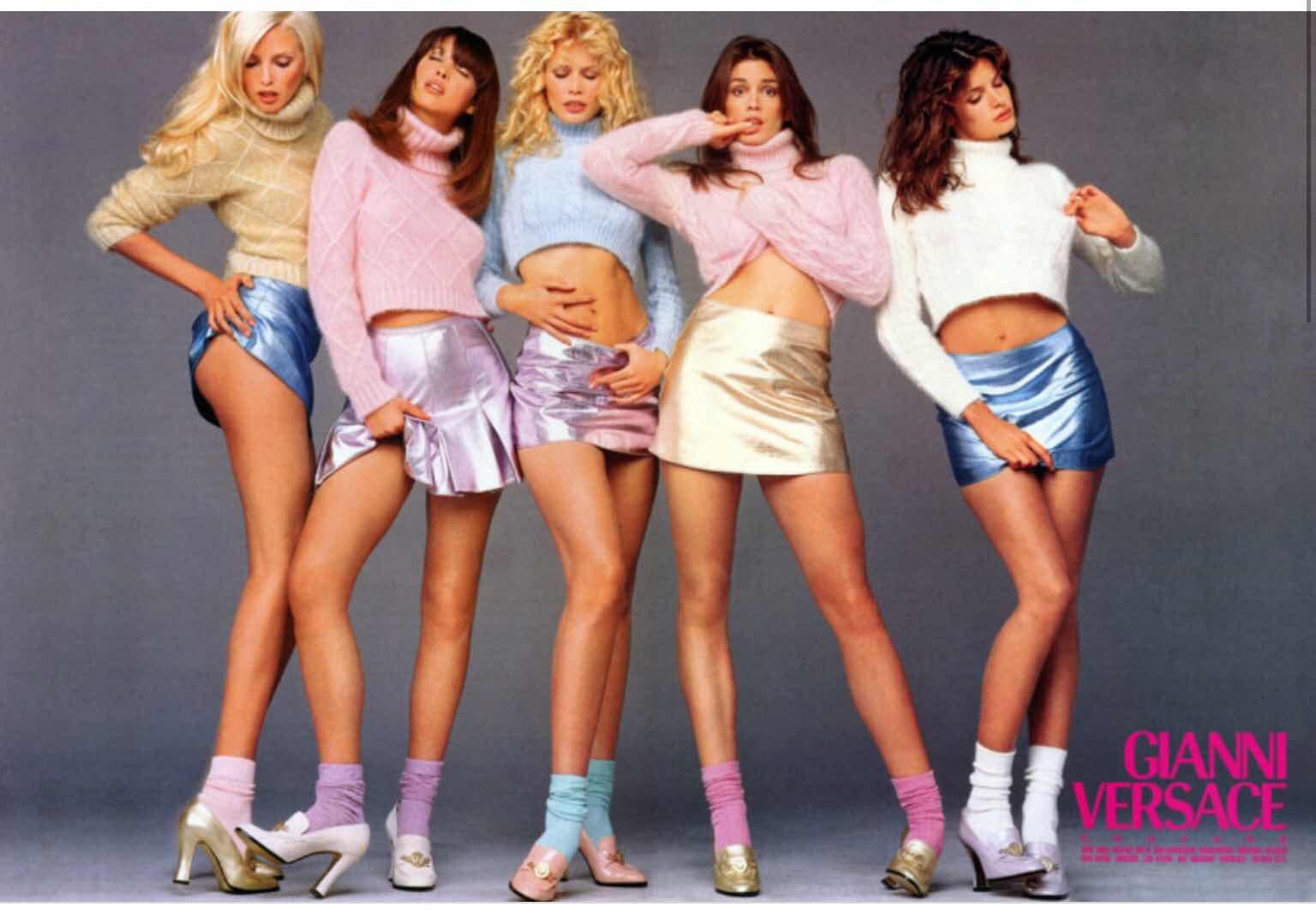 La moda anni 80