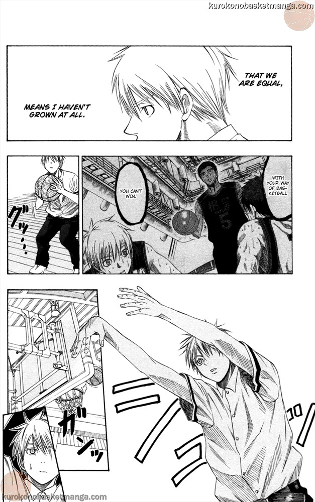 Kuroko no Basket Manga Chapter 53 - Image 0/024