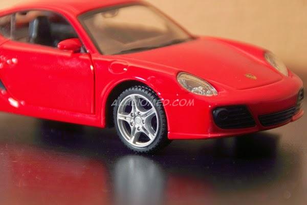 Porsche-Cayman S