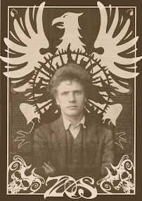Cover of Austin Osman Spare's Book The Sorceries of Zos From Cults of the Shadow