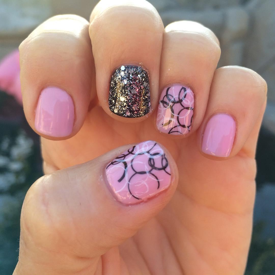 Pretty Fall Acrylic Nail Design Ideas For 2017 - Styles Art