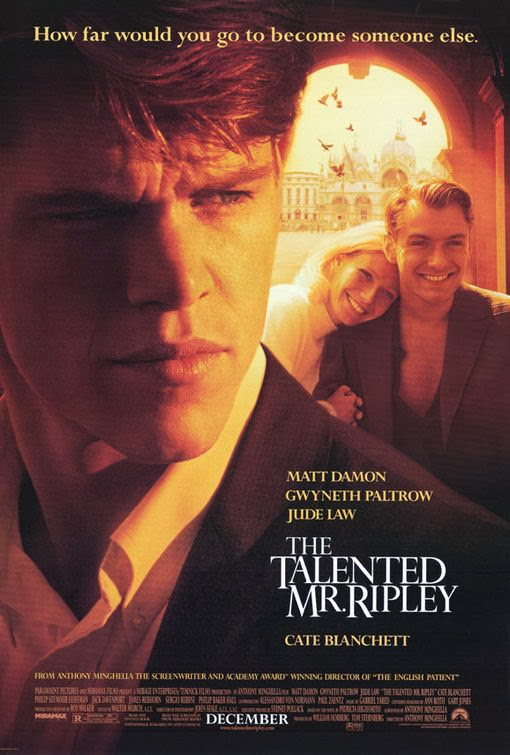 Poster Of The Talented Mr. Ripley (1999) Full Movie Hindi Dubbed Free Download Watch Online At alldownloads4u.com