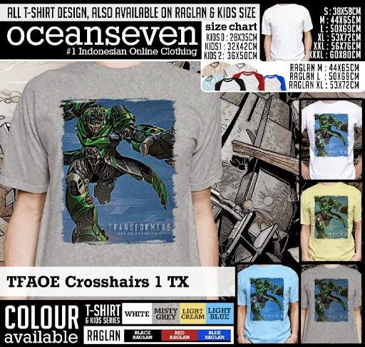 Kaos Distro Ocean Seven