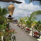 Jetty at Sipadan Mabul Resort (SMART)