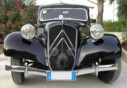 Citroen Traction 11 B 1948