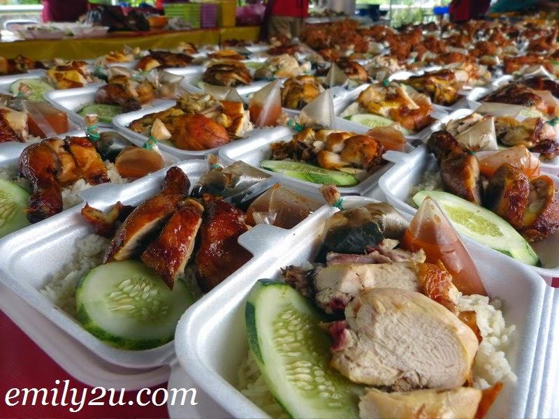 pasar Ramadan Medan Gopeng