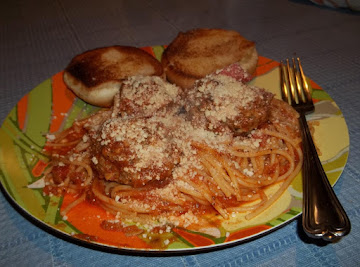 Like Mom Makes It Spaghetti (sallye) Recipe