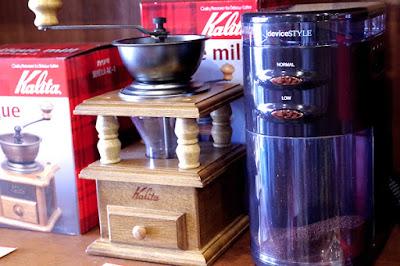 おすすめ商品:コーヒーミル