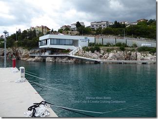 Croatia Cruising Companion - Marina Mitan Bistro