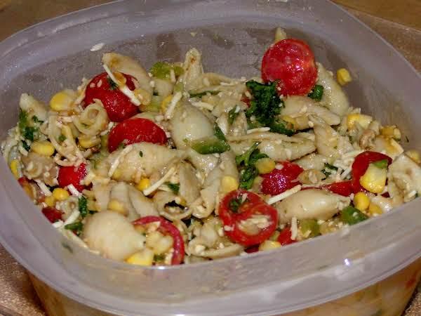 Tomato And Corn Pasta Salad Recipe