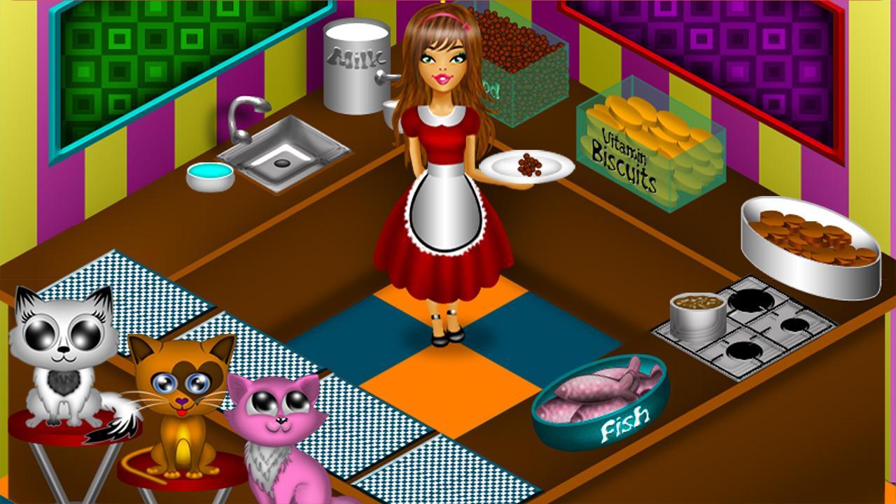 THE BEAUTIFUL GAMES FOR GIRLS CHILDREN_KINDER GARDEN 1