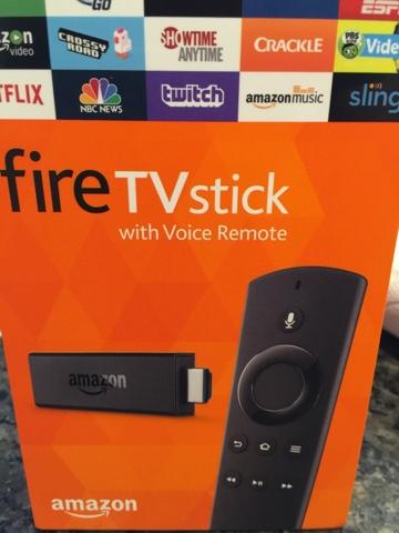 The new Amazon FireTV Stick : MESA Europe