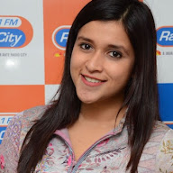 Mannara Chopra at Radio City