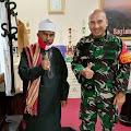 Dandim 0101/Aceh Besar Terima Kunjungan Pimpinan Dayah Markas Al-Ishlah Al-Azizah