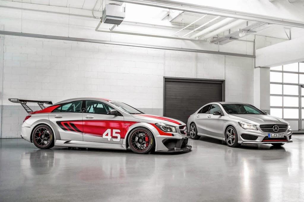 Mercedes Benz CLA Sport 3