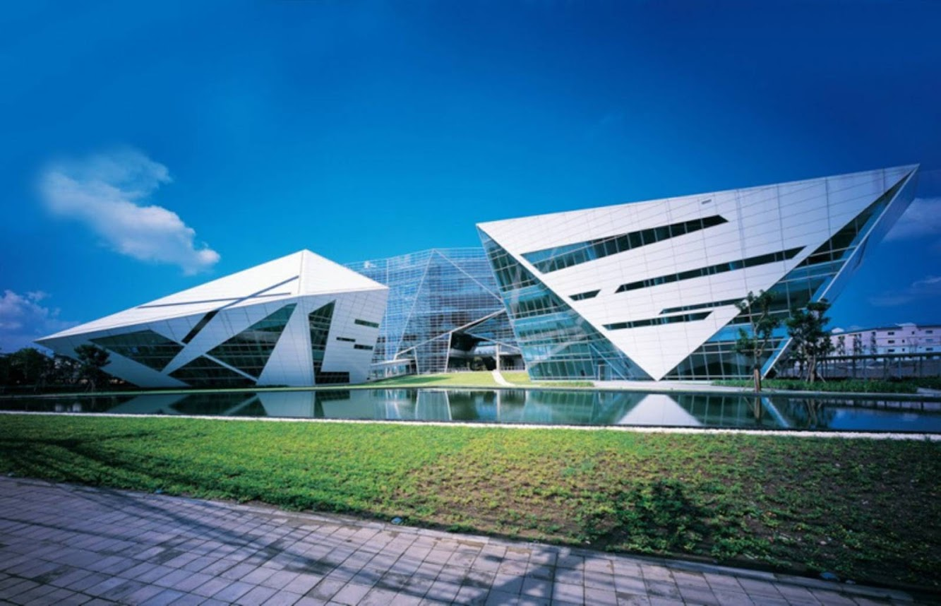 Rangsit, Provincia di Pathum Thani, Thailandia: Bu Landmark Complex by Architects 49