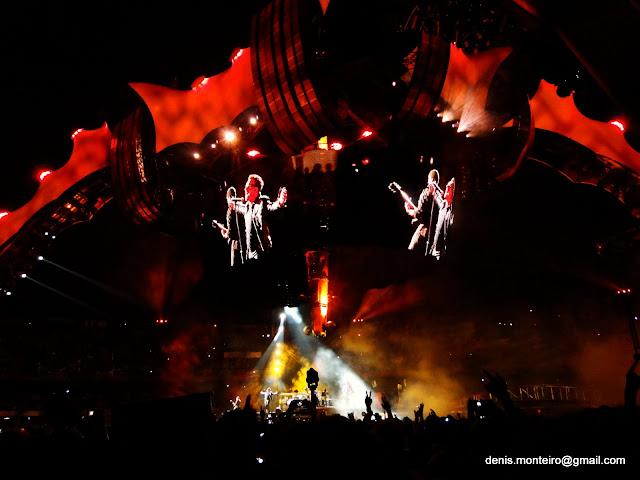 U2 deve acabar em 2012, diz Bono. DSC01894