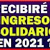 ¿Cómo recibir el Ingreso Solidario del 2021?