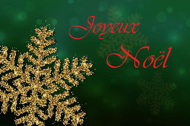 Bonnes fêtes de fin d'année à toi, joyeux Noël