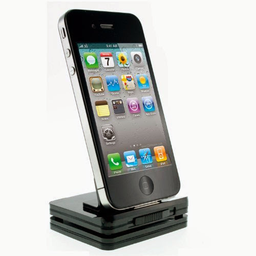 Kitsound iDock Multi Dock for Charge, Data and Audio Compatible with iPod / iPhone 4, 4S