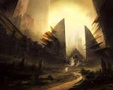 Abandoned Territory Of Deep