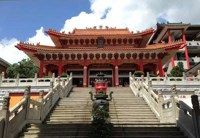 香港武當道緣堂 - 蓬瀛仙館遊