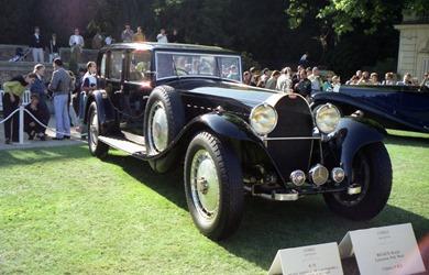 1990.09.09-089.34 Bugatti Royale limousine Park Ward