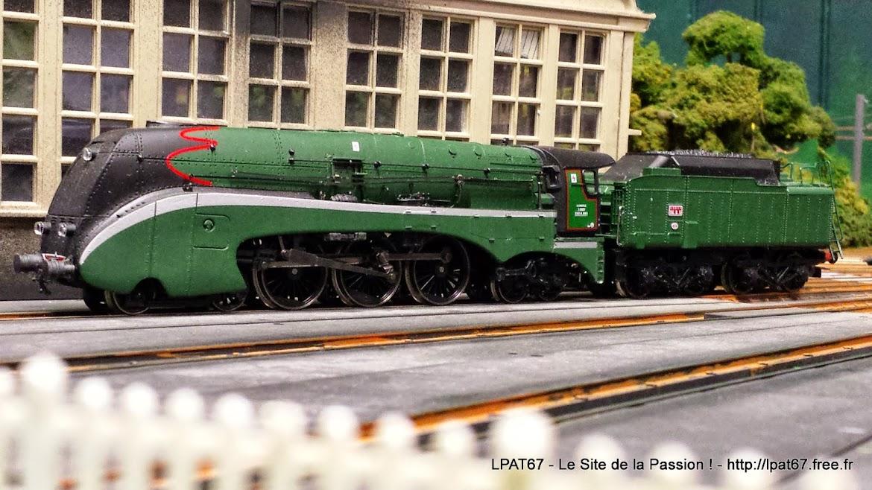 Mes locomotives à vapeur... - Série limitée Club Jouef - 20141231_112012