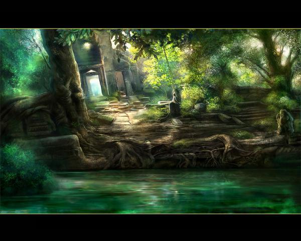 Deep Of Magick Place, Fantasy Scenes 3