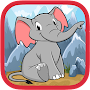 Zoo Puzzle for kids & toddlers APK icon