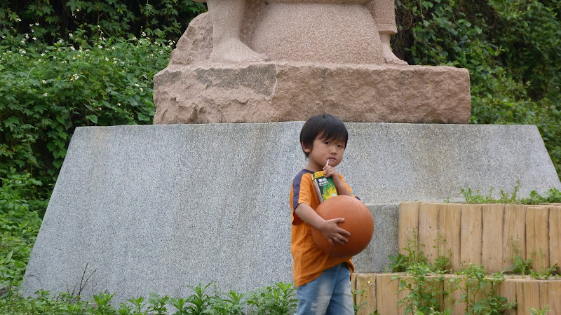 TAIWAN  Miaoli county,proche de Taufen - P1130295.JPG