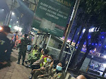 Karawang Terkini : Ini Dampak Pemberlakukan Penutupan Wilayah Tertentu Di Pusat Kota Karawang