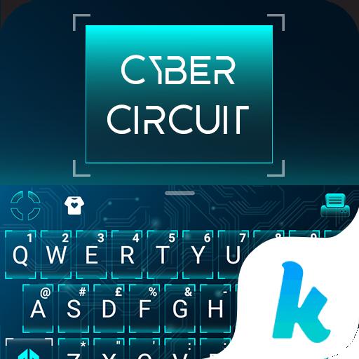 Cyber Circuit Kika Keyboard