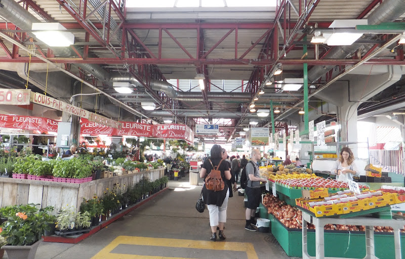 Marche Jean Talon, Montreal, Quebec, Canada, elisaorigami, travel, blogger, voyages, lifestyle