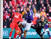 A dix, Anderlecht ramène un point de Sclessin