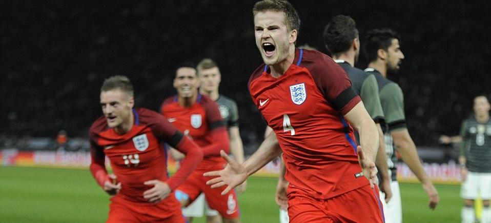 England Vs Deutschland