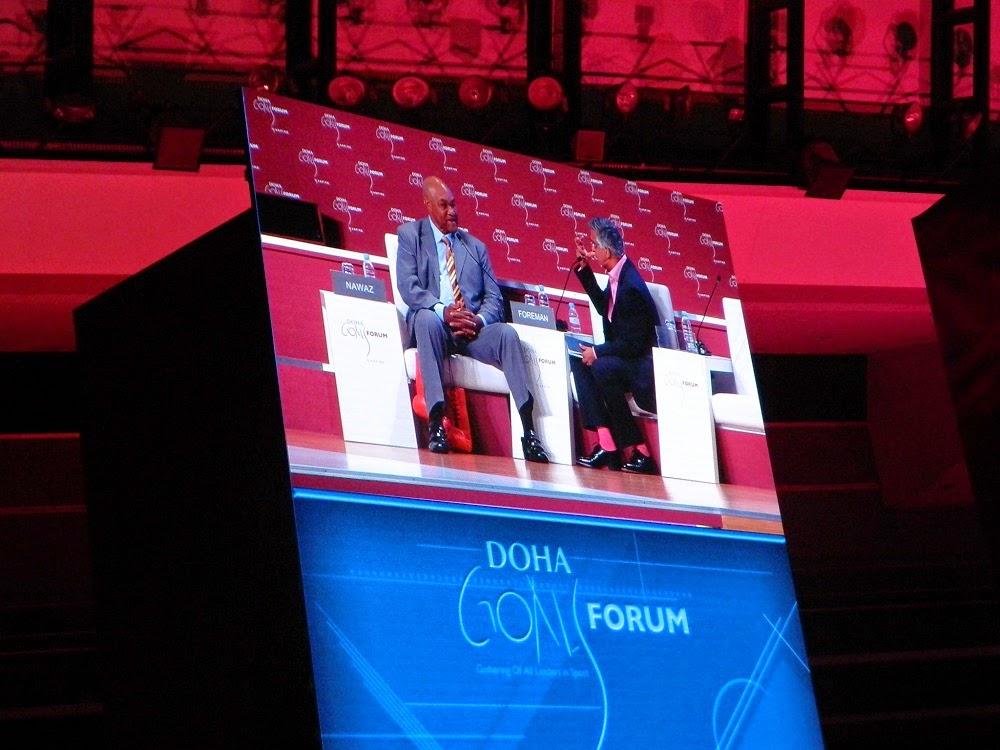 Principele Nicolae, la Doha GOALS Forum