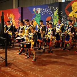 Tamborada 2017 de Puebla de la Calzada