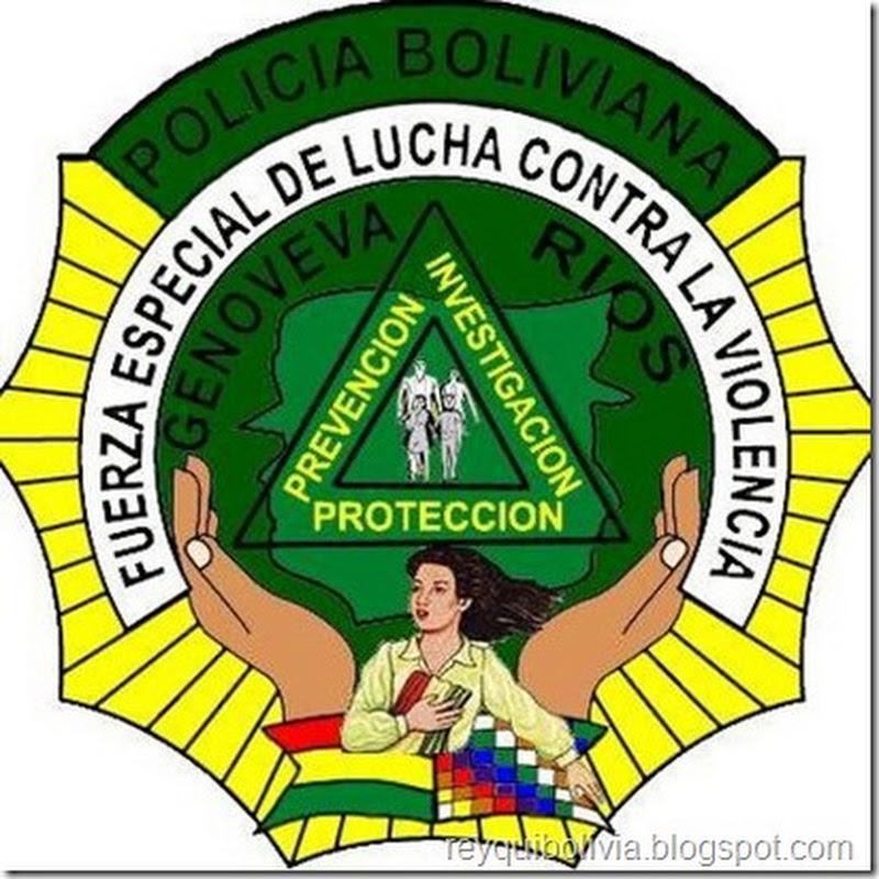 Felcv: Fuerza Especial de Lucha Contra la Violencia (Bolivia)