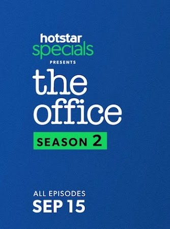 Poster Of The Office Season 02 2019 Watch Online Free Download