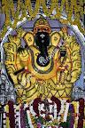 Navaneetha Alankara for Mahaganapathi