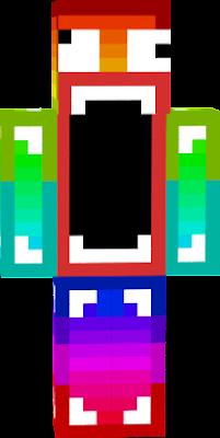 Derivations Of Rainbow Noob Nova Skin