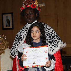 Entrega premios Reyes Magos en Montijo