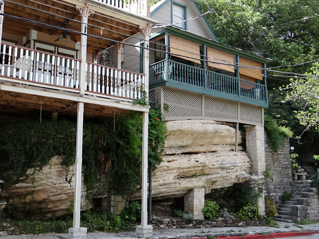 House in Eureka Springs