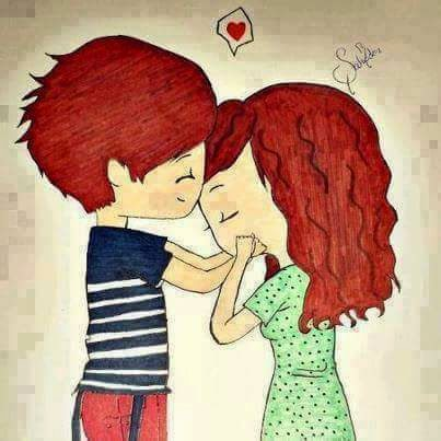 Boy and Girl Romantic Love Images