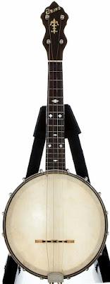 Lange made Bruno Banjolele Banjo Ukulele