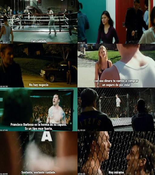 Warrior (2011) [DVDScreener] [Sub. Español]