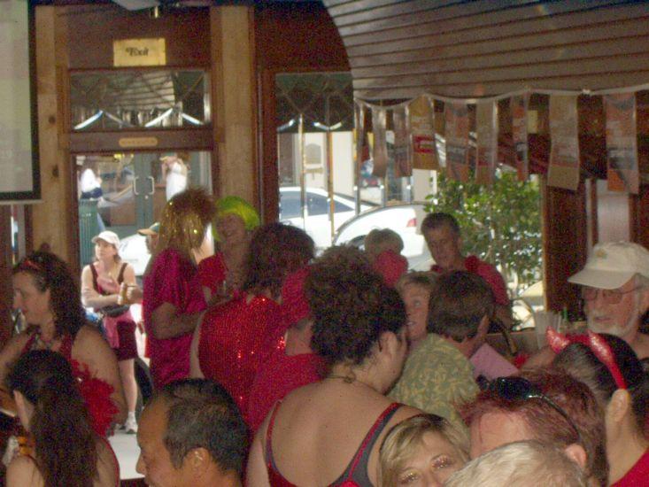 2005 - SVH3 Red Dress