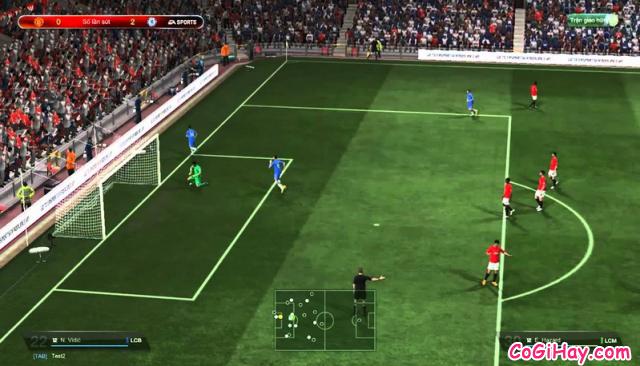 trận đấu game fifa online 3